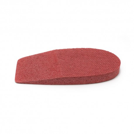 Heel Lifts - Red Rubber