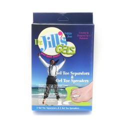 Toe Separators & Toe Spreaders - Gel