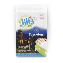 Toe Separators - Foam