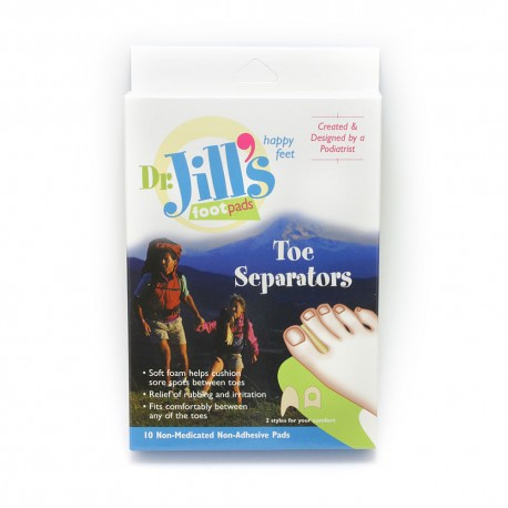Toe Separators - Foam