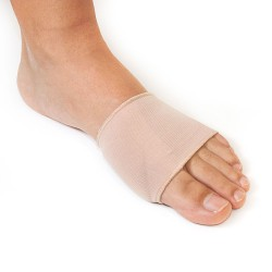 Flat Gel Metatarsal Strap Cushion