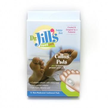 Callus Oval Pad - Foam