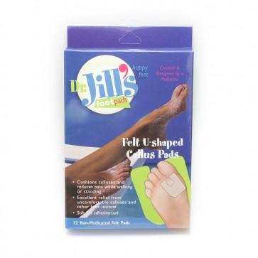 Callus U-Shape Pads - Felt