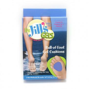 Ball-Of-Foot Met Pads - Purple Gel