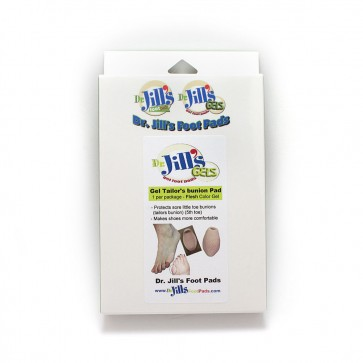 Tailor's Bunion Pad - Gel