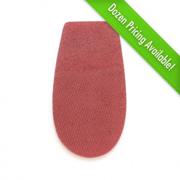 Heel Lift - Red Rubber