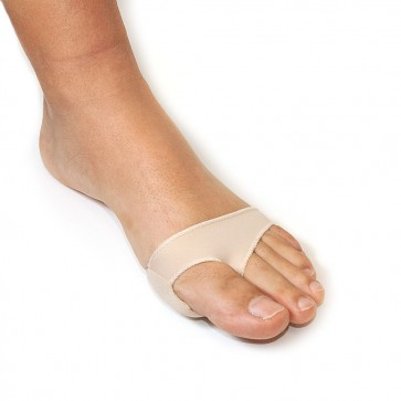 Ball-Of-Foot Pad - Ultra Thin - Gel and Fabric