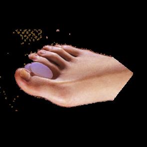 Toe Spreaders (Extra Wide Hourglass Gel Spreaders)  (P-1 Hourglass)