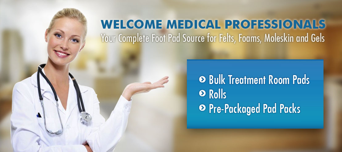 Welcome Medical Professionals